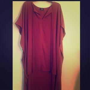 Vici High- Low Dress